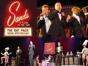 The Rat Pack Vegas Spectacular picture