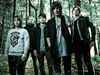 Bring Me The Horizon + Crossfaith + Empress picture
