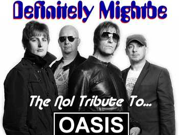 Oasis V Roses: Definitely Might Be + Adored picture