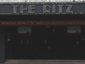 The Ritz artist photo