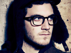 Nicolas Jaar artist photo