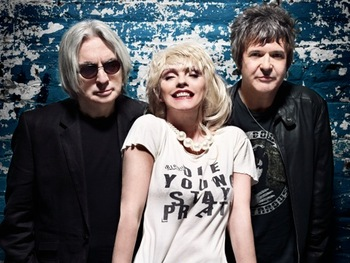 Blondie picture