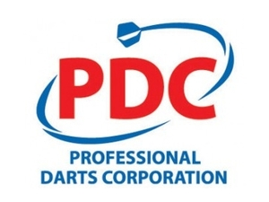 PDC World Matchplay Darts artist photo
