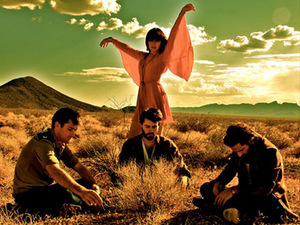 Howling Bells artist photo