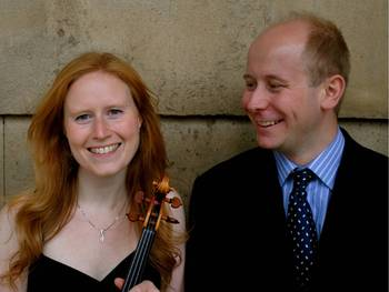 Brahms, the Schumanns & the FAE Sonata: The Steinberg Duo picture
