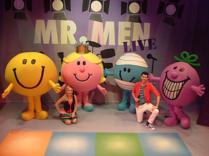Mr Men And Little Miss artist photo