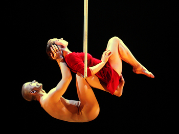 London International Mime Festival: Not Until We Are Lost : Ockham's Razor picture