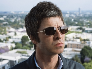 Noel Gallagher artist photo