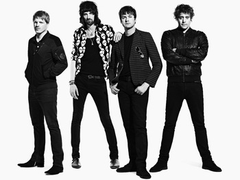 Teenage Cancer Trust Warm-up Show: Kasabian picture