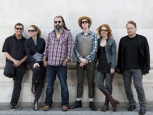 Steve Earle & The Dukes artist photo