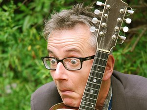 John Hegley artist photo