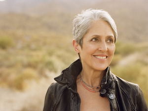 Joan Baez artist photo