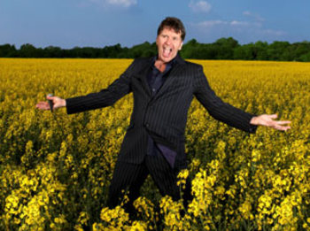 Oustanding In His Field: Stewart Francis picture