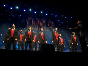 Aloud At Christmas: Only Men Aloud + Only Boys Aloud picture