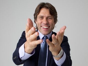 Rollercoaster: John Bishop picture