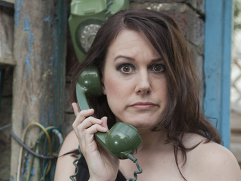 Edinburgh Preview: Taylor Glenn's Reverse Psycomedy: Taylor Glenn picture