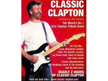 Classic Clapton - After Midnight picture