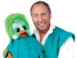 Keith Harris artist photo