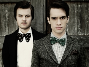 Panic At The Disco artist photo