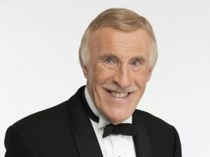 Bruce Forsyth artist photo