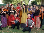 London Gypsy Orchestra artist photo