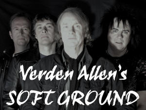 Verden Allen's Soft Ground artist photo