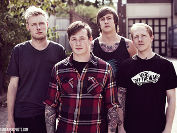 Deaf Havana + Canterbury picture