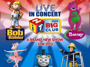 Bob the Builder the Live Show DVD