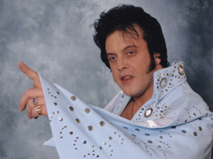 Heath Ashton Is Elvis artist photo