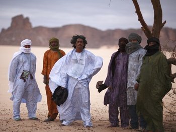 Acoustic Show: Tinariwen + Sam Lee picture