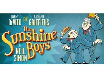 The Sunshine Boys: Danny DeVito, Richard Griffiths picture