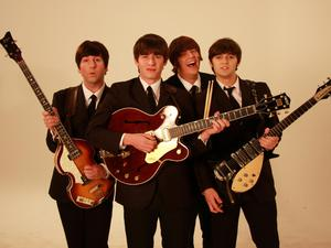 Them Beatles artist photo