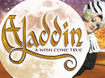Aladdin: A Wish Come True: Lily Savage picture