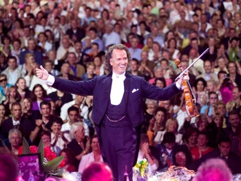 And The Waltz Goes On Tour: Andre Rieu picture