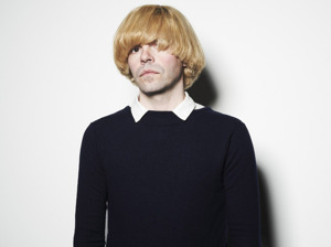 Tim Burgess artist photo