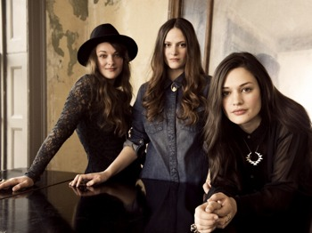 The Staves + The Lake Poets picture
