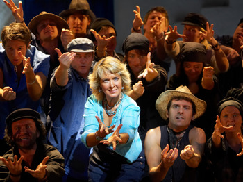 Mamma Mia - The Musical (Touring) picture