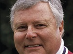 Peter Alliss artist photo