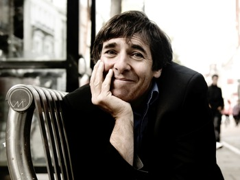 Mark Steel's In Town: Mark Steel picture