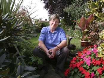 Talk On Plants, People And Views From Around The World: Christine Walkden picture