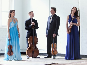 Badke String Quartet picture