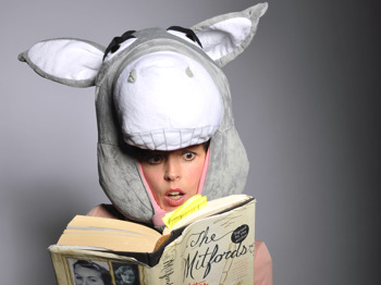 War Donkey: Bridget Christie picture