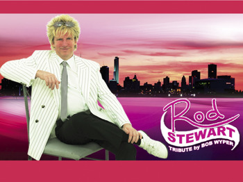 Rod Stewart Tribute by Bob Wyper picture