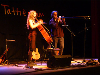 Folk21 London Showcase: Tattie Jam + James Findlay + Phillip Henry & Hannah Martin + Gren Bartley + GU4 (Guffaw) picture