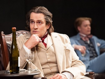The Judas Kiss: Rupert Everett, Freddie Fox picture