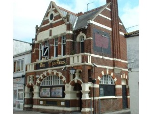 Joiners Arms artist photo