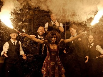 Molotov Jukebox + Nimmo and the Gauntletts picture