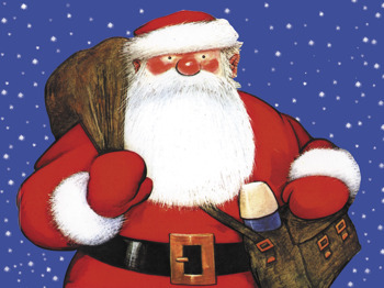 Father Christmas: Pins and Needles Productions picture