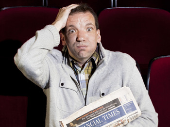The Flyover Comedy Club : Henning Wehn, James Mason, Paul Duncan McGarrity, Dan Adams, Laura McClenaghan picture