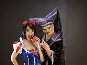 Snow White And The Seven Poofs - The Climax!: Tanya Hyde, Mrs Moore, Simon Gross picture